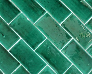 Subway Verde from Alteret (75x150mm)