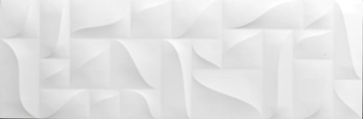 Superwhite Geometric from Keraben (300x900mm)