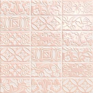 Mainzu's Velvet Decor Pink (100x200mm)