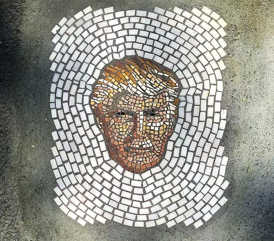 Bachor, Vermin of New York, ceramic vigilante, pothole Trump