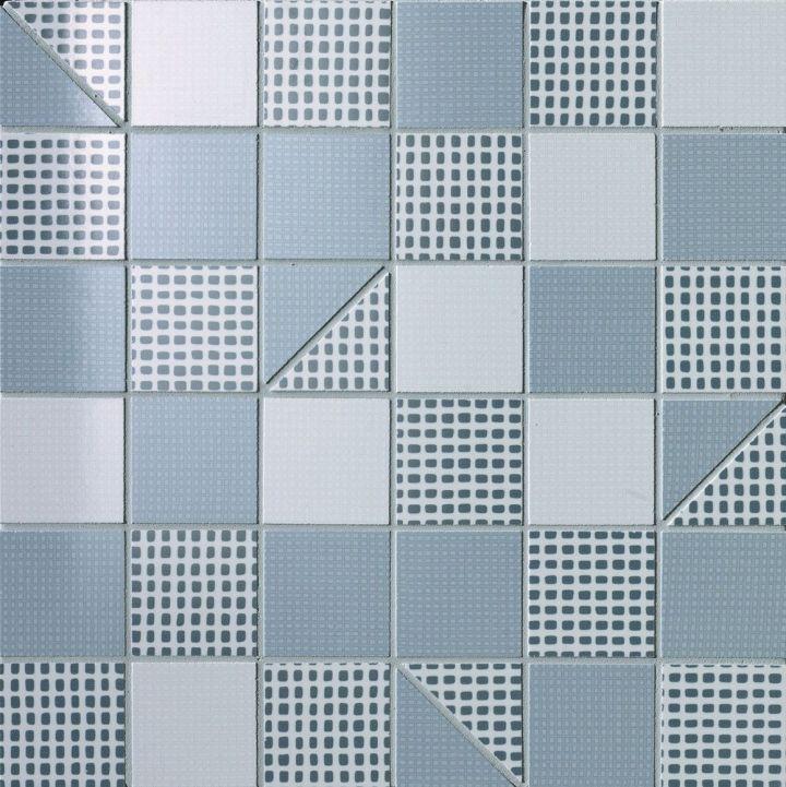 Slash Mosaico Sky (305x305mm) from Fap Ceramiche
