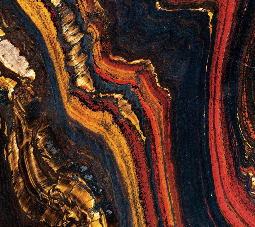 Gem Glass Magma from Sicis