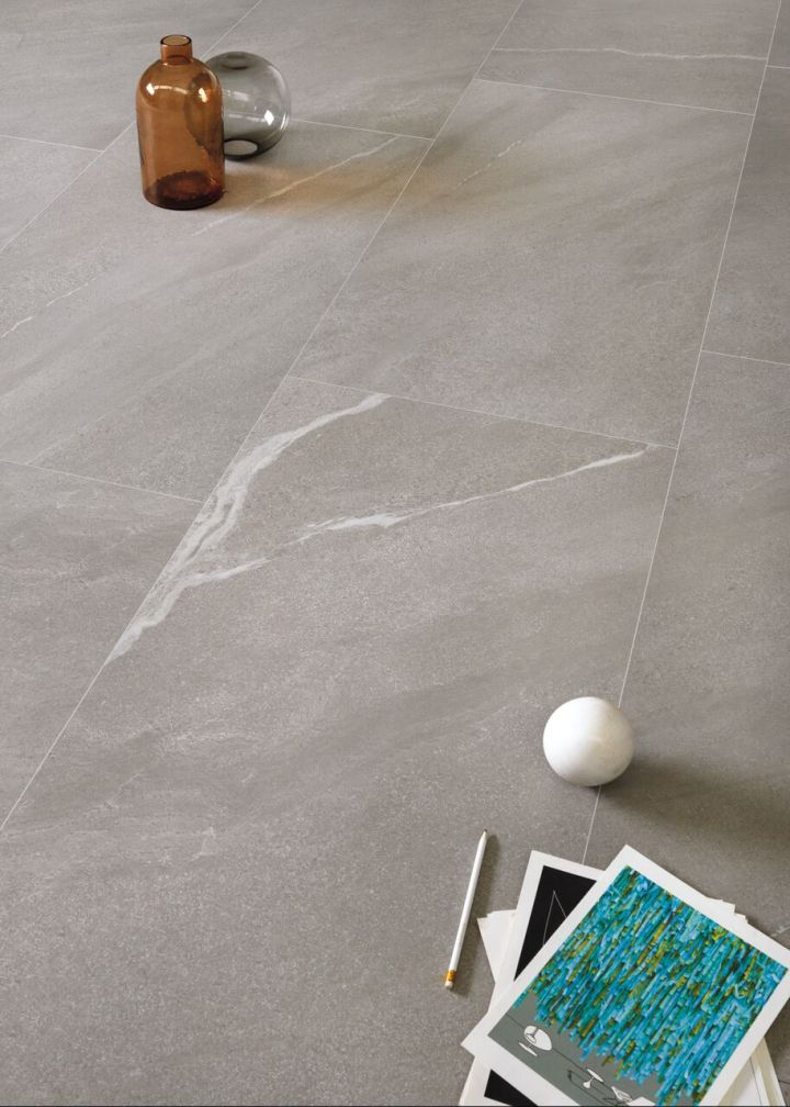 Chorus Silver from Ceramiche Keope