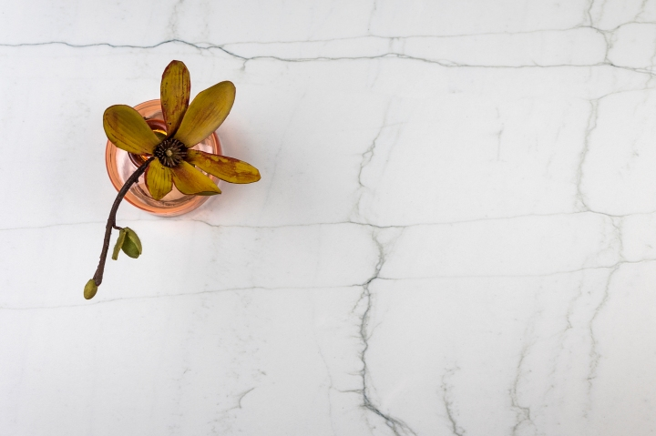 Mont Blanc from Neolith kitchen surface solution