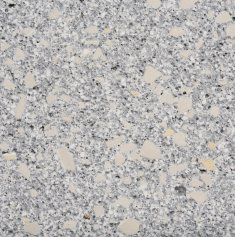 Silicastone Terrazzo in Botanical from Alusid recycled tiles