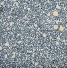 Silicastone Terrazzo in Celadon from Alusid recycled tiles