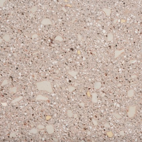 Silicastone Terrazzo in Reef from Alusid recycled tiles