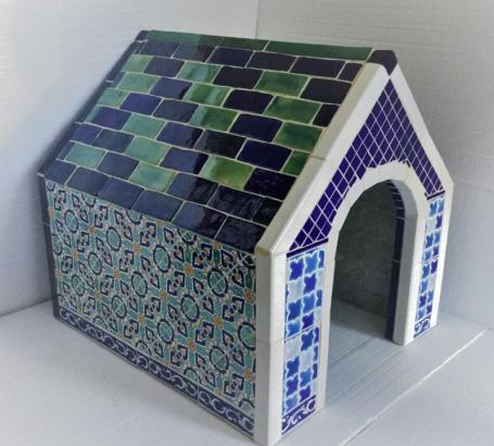 Casa Ceramica doghouse TCNA coverings