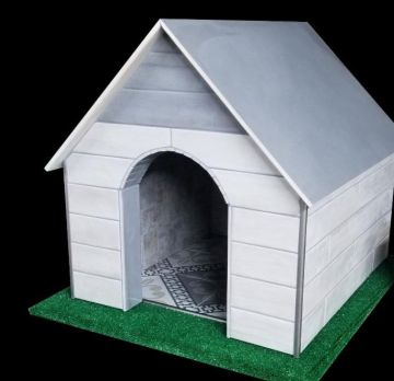 Del Conca USA doghouse TCNA coverings