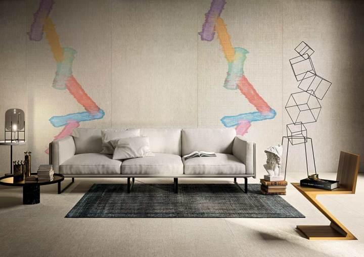 Discendente Euridice Giorgio Griffa CEDIT Florimg tile design