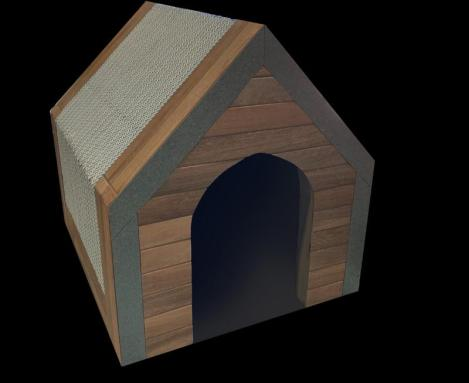 Portobello America doghouse TCNA coverings