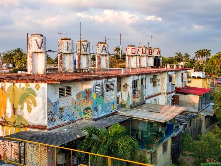 Havana Fusterlandia mosaic Cuban town Jose Fuster