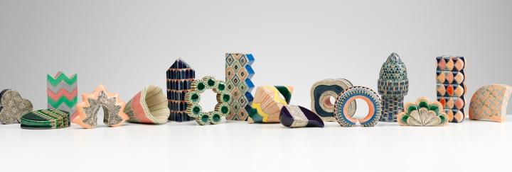 Frances Priest Bowes Museum collection ceramic art