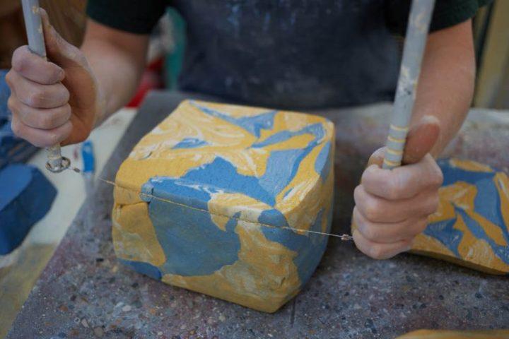 Granby Workshop Liverpool encaustic tiles