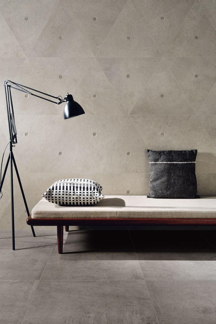 DOT concrete look tiles ceramica fioranese andrea maffei