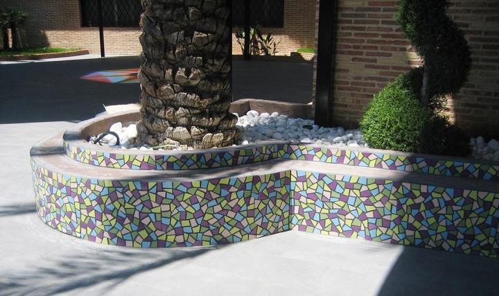 Trencadis Innovacion spanish trencadis mosaic specialists