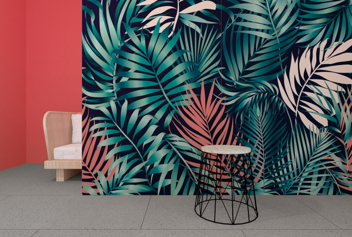 Ornamenta Operae Domestic Jungle - Colour Inked
