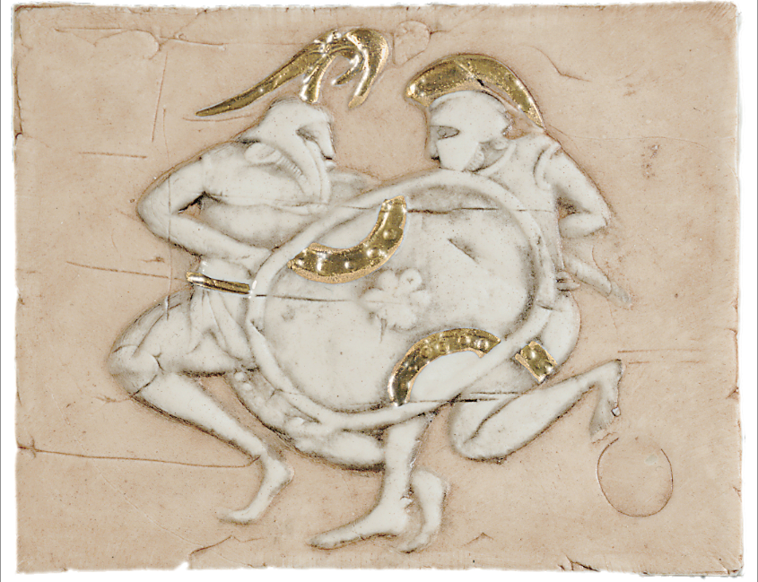 Etruscan design by Mario Montanari