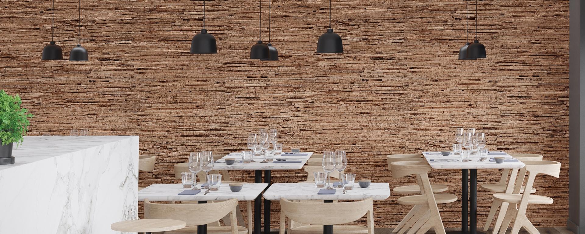 Cork tiles from Havwoods