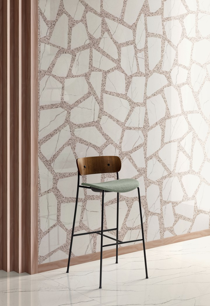 Marca Corona around the world tile collection cersaie 2019