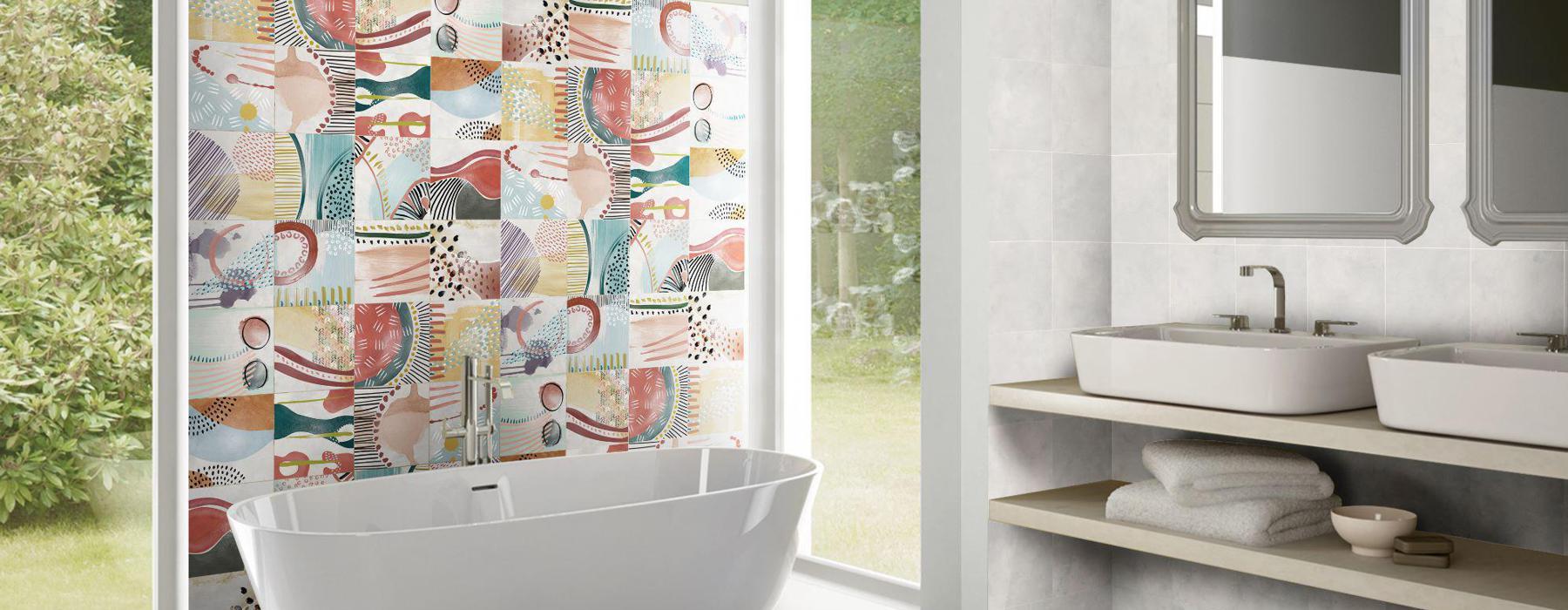 mix and match decor tiles codicer 95 cersaie 2019
