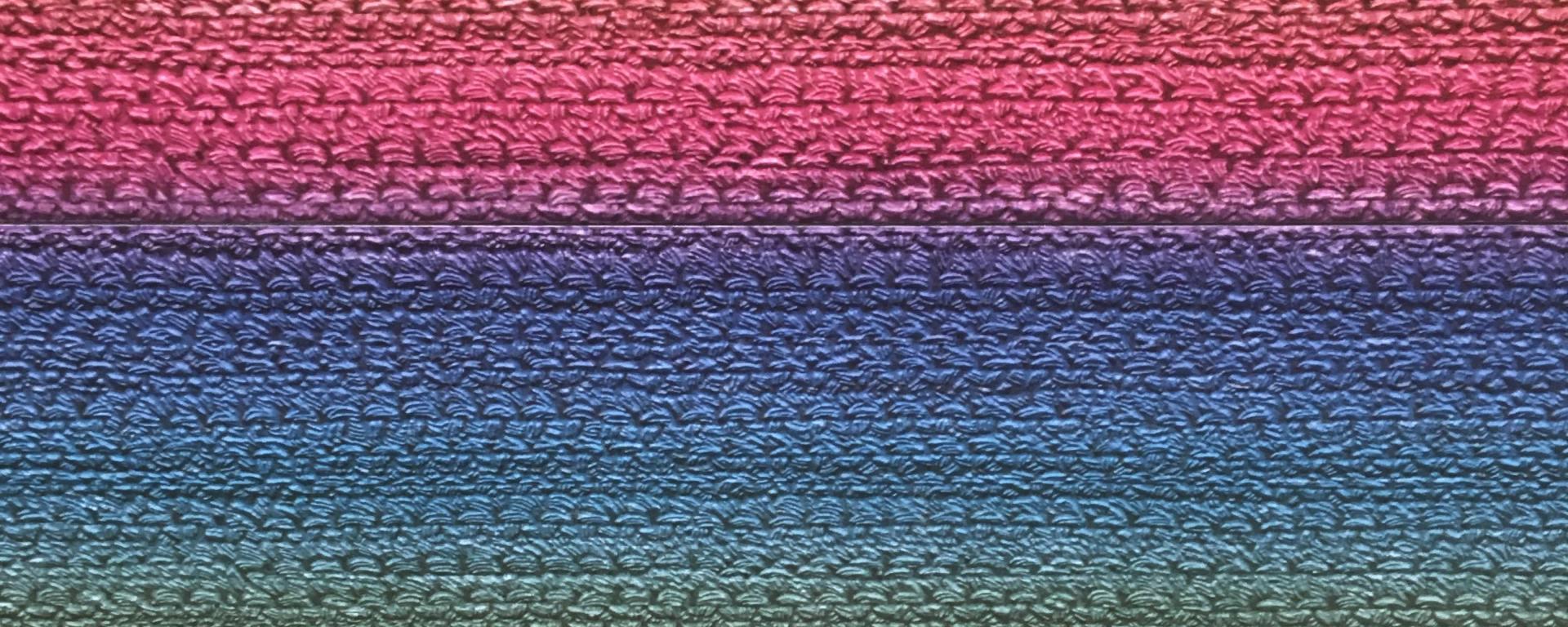 Ape Grupo coloured ombre tile cersaie 2019