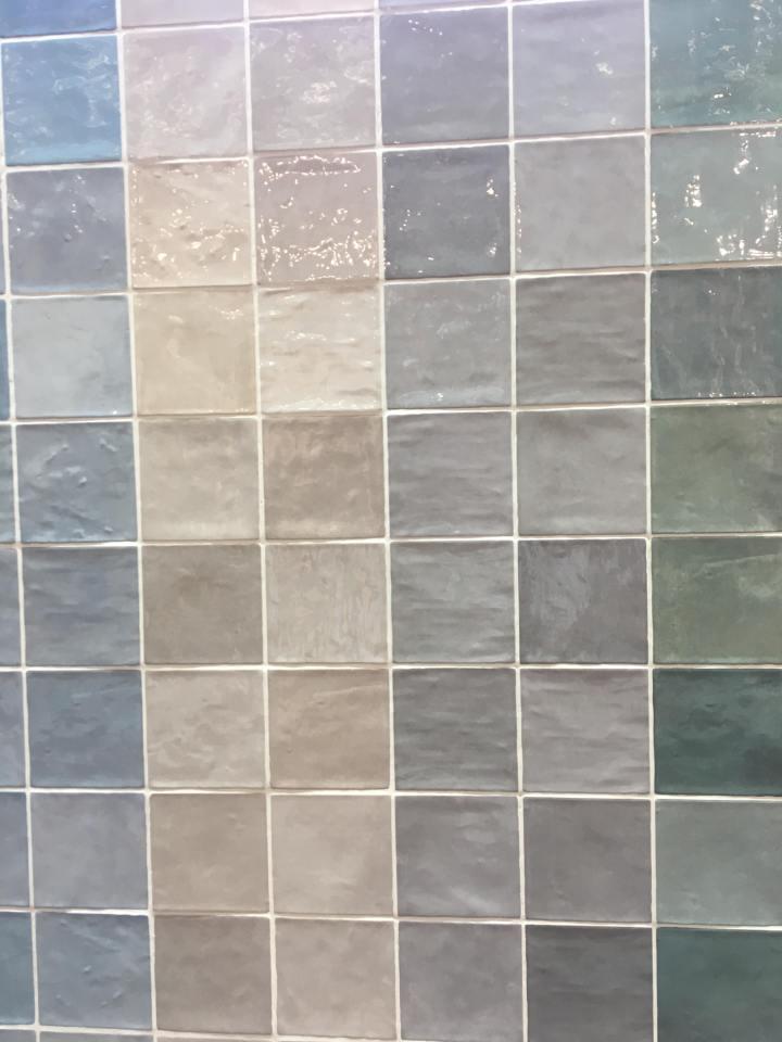 pastel tile trend cersaie 2019
