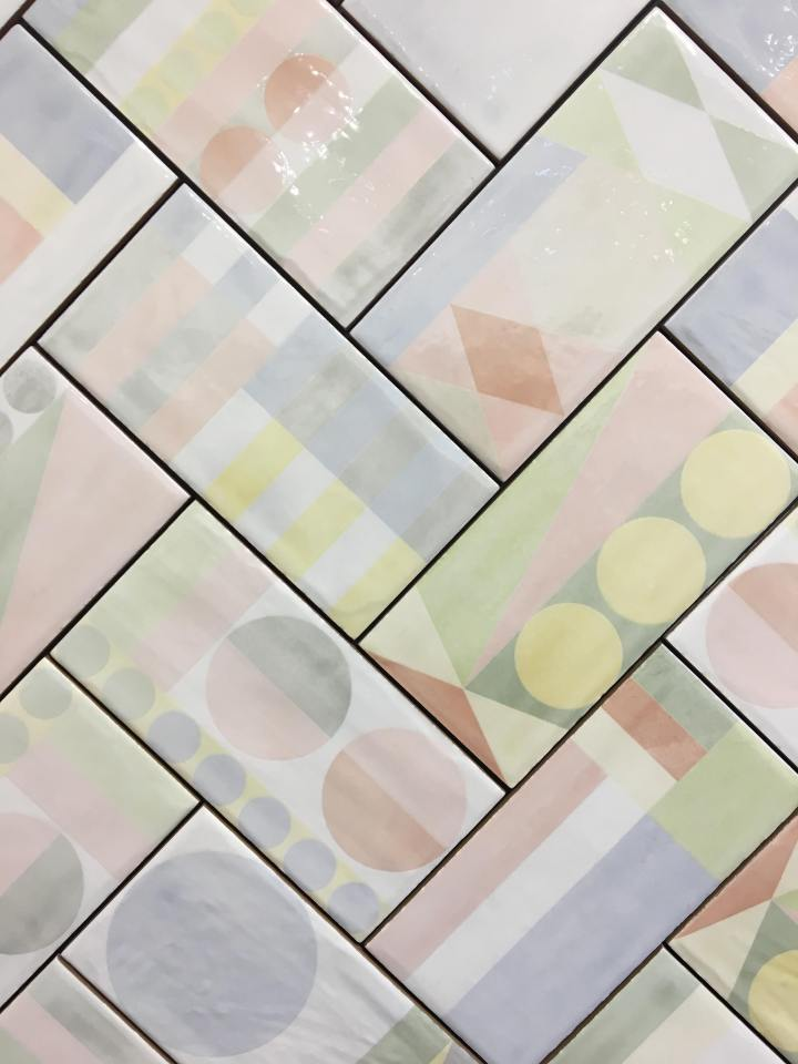 fabresa pastel tile cersaie 2019