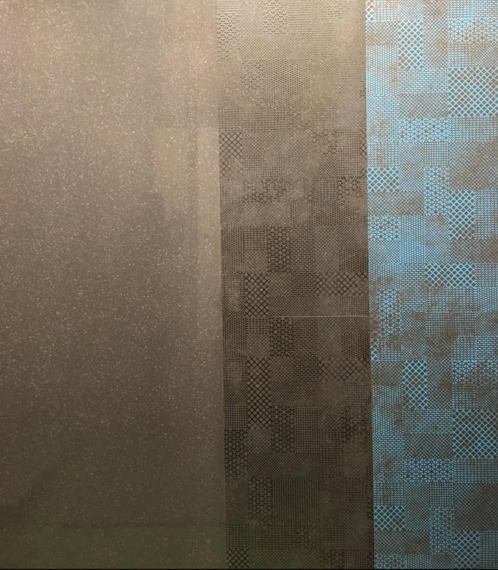 Gigacer textured colour inkjet surface cersaie 2019