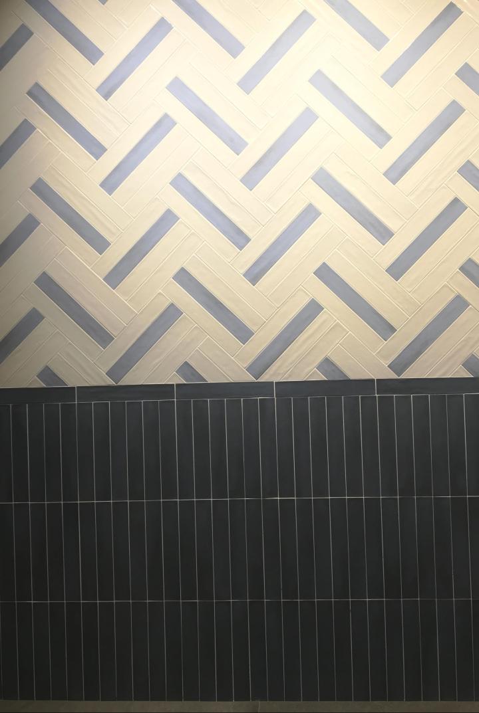 skinny format tile trend ceramic rondine cersaie 2019