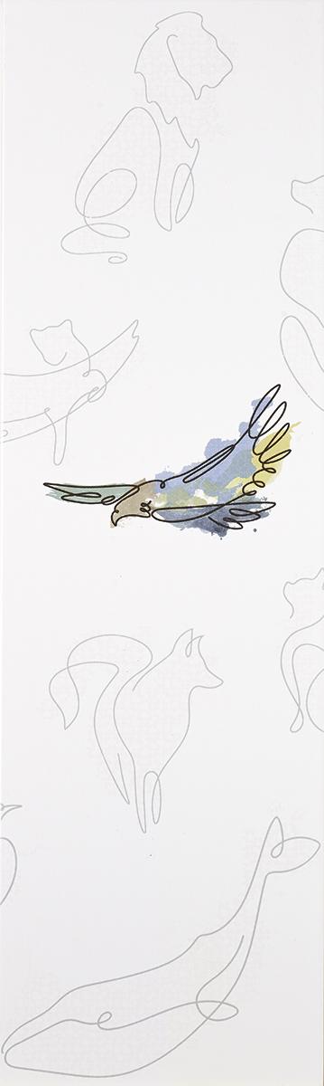 abstract animal watercolour illustration darwin veneto ceramicas cersaie 2019