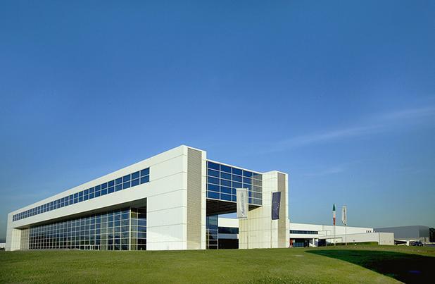 System Ceramics's Italian HQ