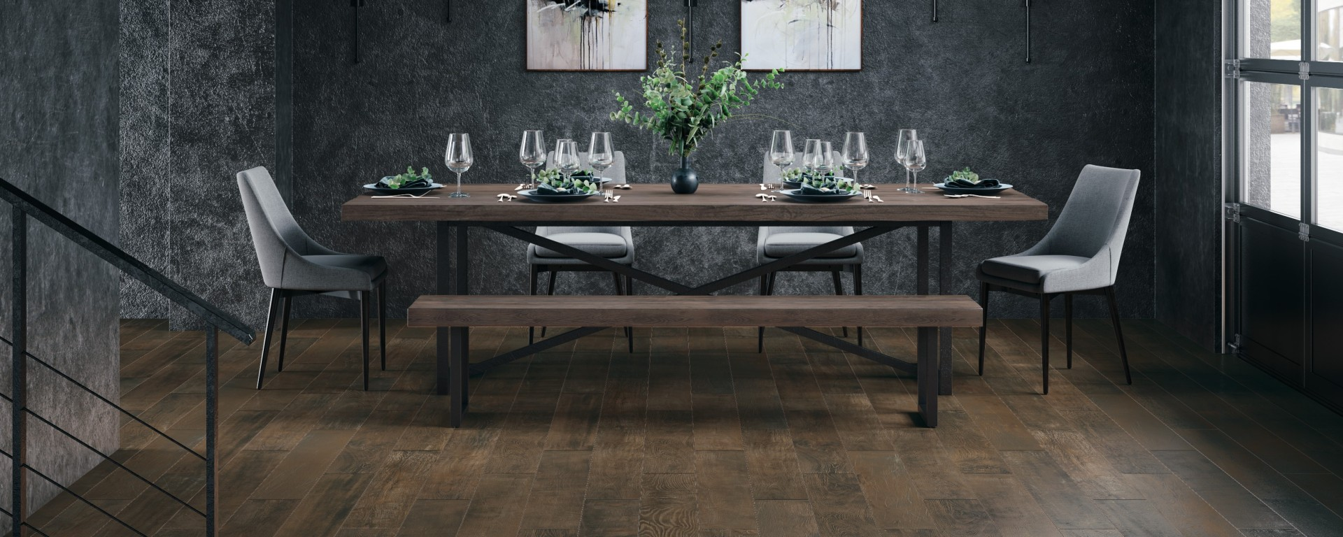 Jazz age new woodlook tile collection