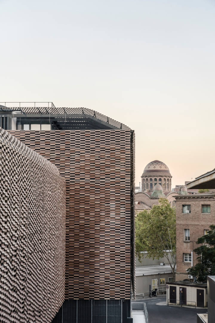 Institute Research San Pau Pic Architects Barcelona
