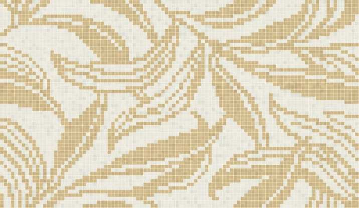 Trend metallic mosaic