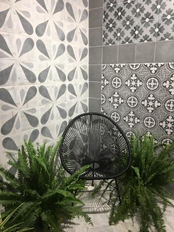 Century designs from Alaplana grey tile trend 2020