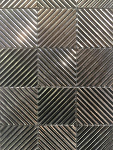Gamma from Natucer metal tile look 2020