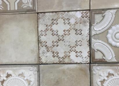 Natura from Nexo glitter tile trend 2020
