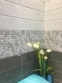 Decor Silver Gris from Goya Ceramica grey tile trend 2020