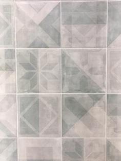 Dallas Green by Decocer grey tile trend 2020