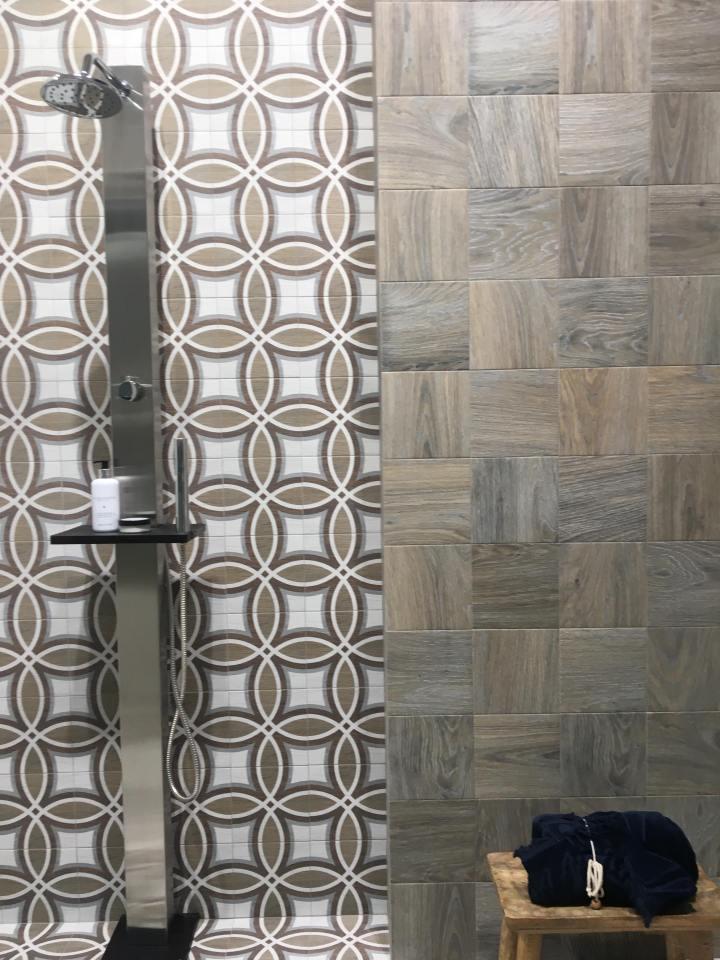 Patchwood Vasari from Mainzu wood look tile 2020 wood look tile 2020