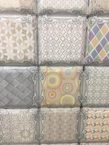 Piaza Bulder from Itaca retro tile trend 2020