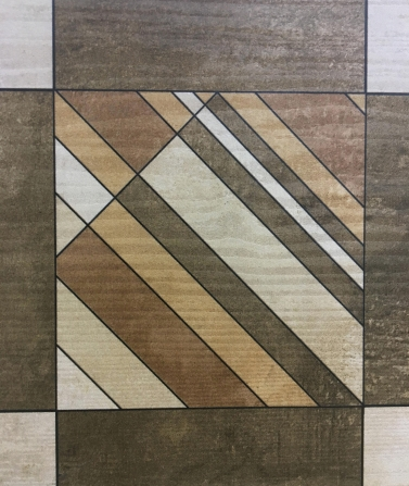 Decorative wood-look tiles from Acuasor