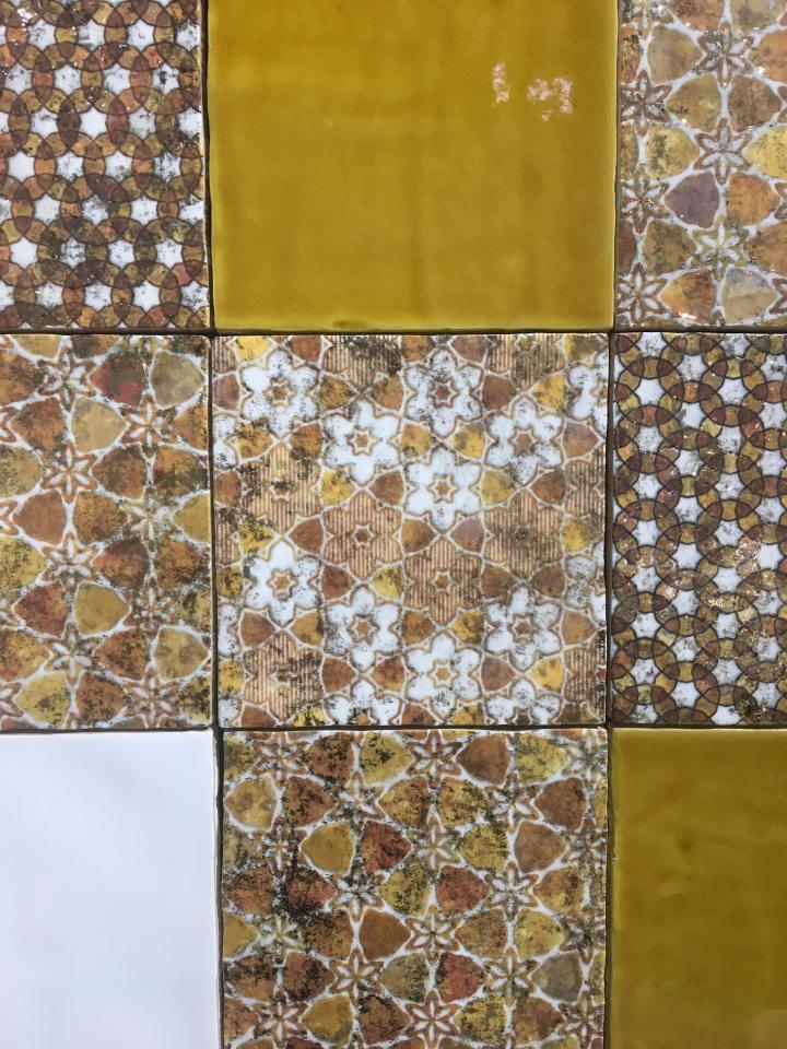 Origin from Nexo 70s retro tile trend 2020
