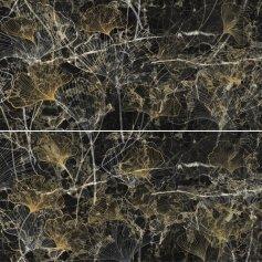 Ginko Black Decor Set from Ape gold tile trend 2020